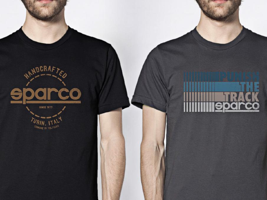 Sparco T Shirts Rich Langi Designs