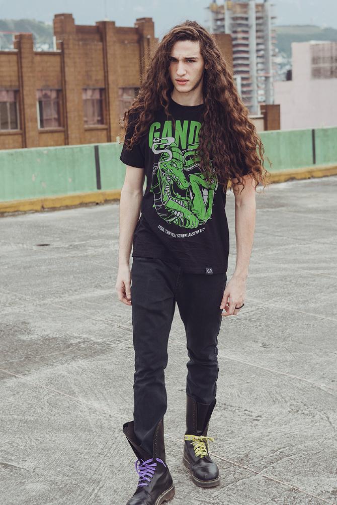 The Gandul Clothing Co Jesy Almaguer